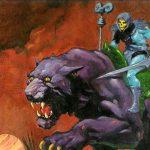 Skeletor promène Panthor